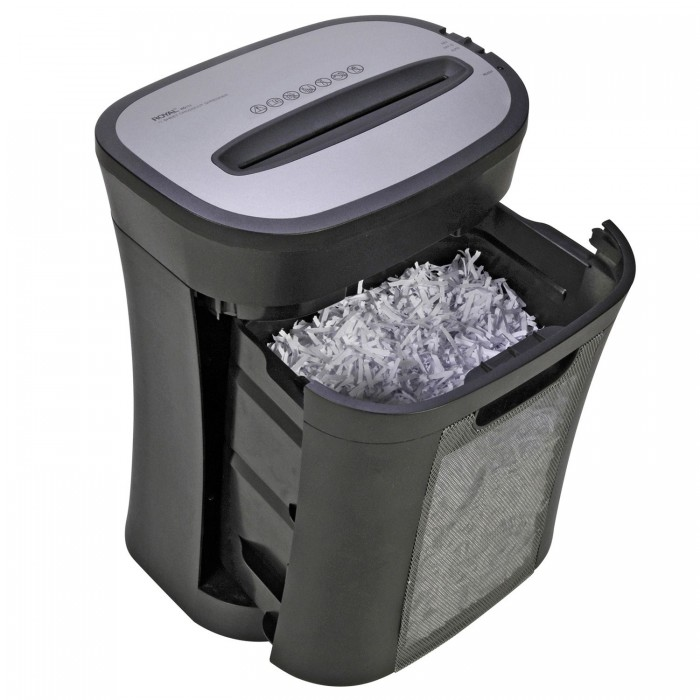 royal paper shredder Royal 12-sheet cross-cut shredder shreds credit cards and cds 525 gal pullout basketcasters for easy mobility6 minute continuous run time5 year warranty on cutter, blade and motor.