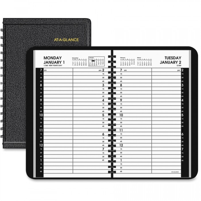 Daily Appointment Book Planner  Aag