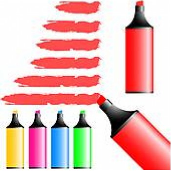 Pencils / Hi-Lighters / Markers